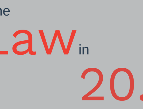 The Law in 2018 – our predictions