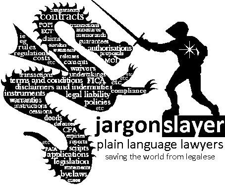 plain legal language
