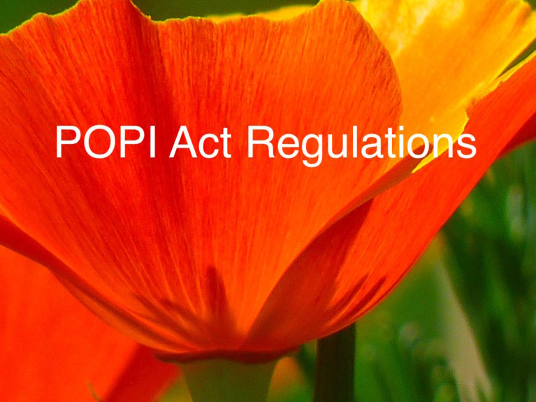 POPI Regulations