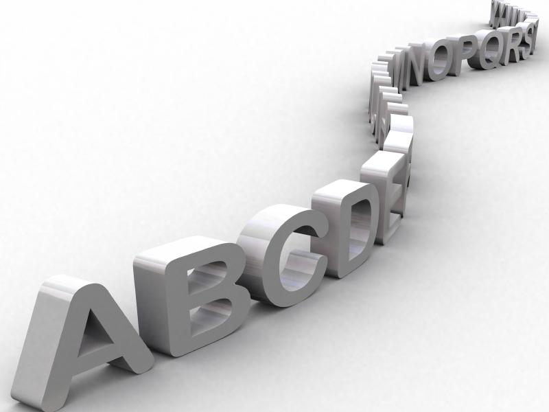 plain language and glossary