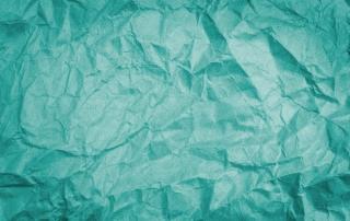 Crumpled paper medium