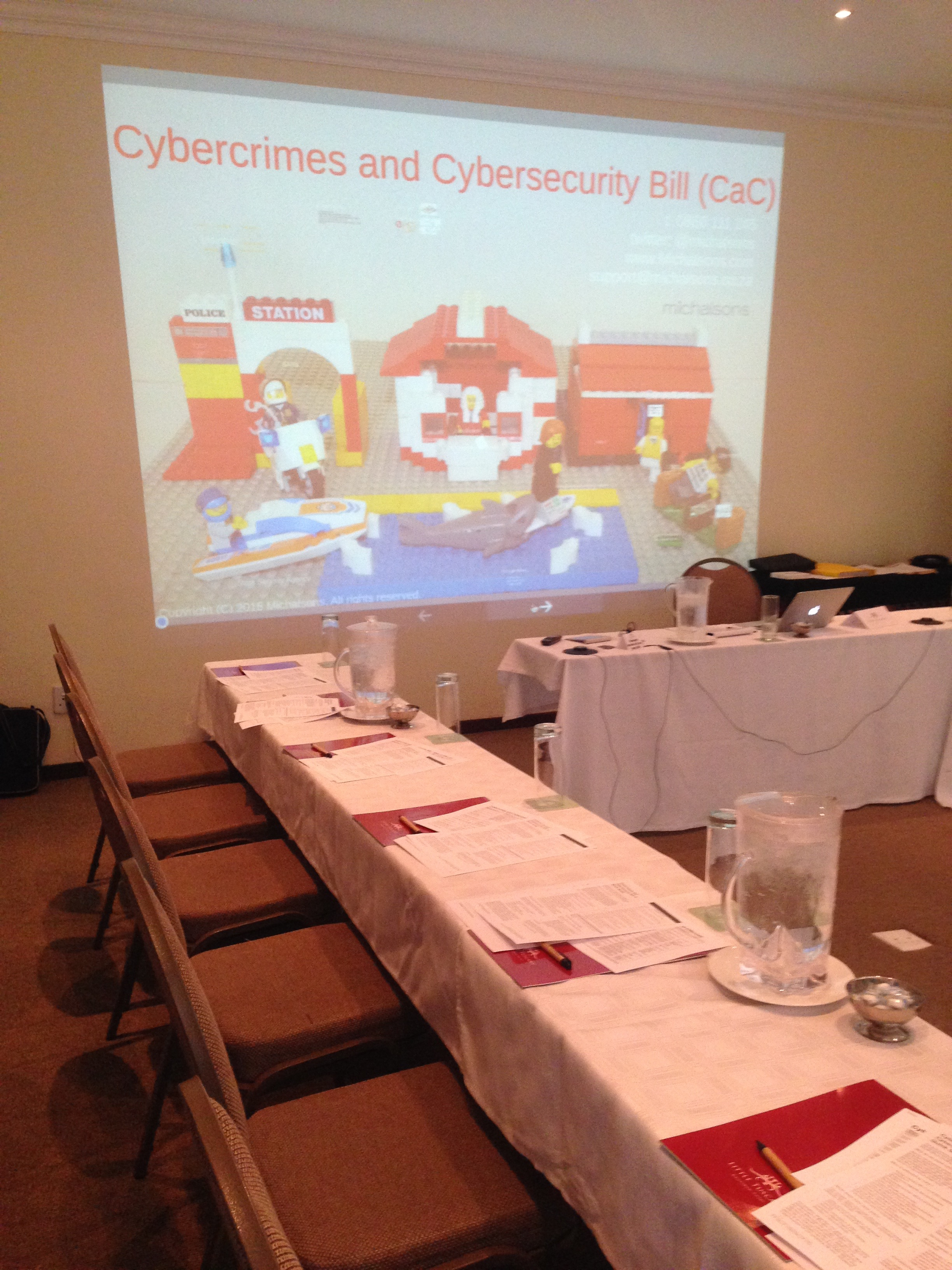 Cyber Crime and Security Law Workshop