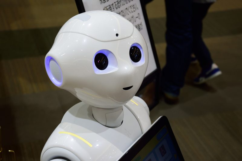Pepper the robot - privacy in a robot's world