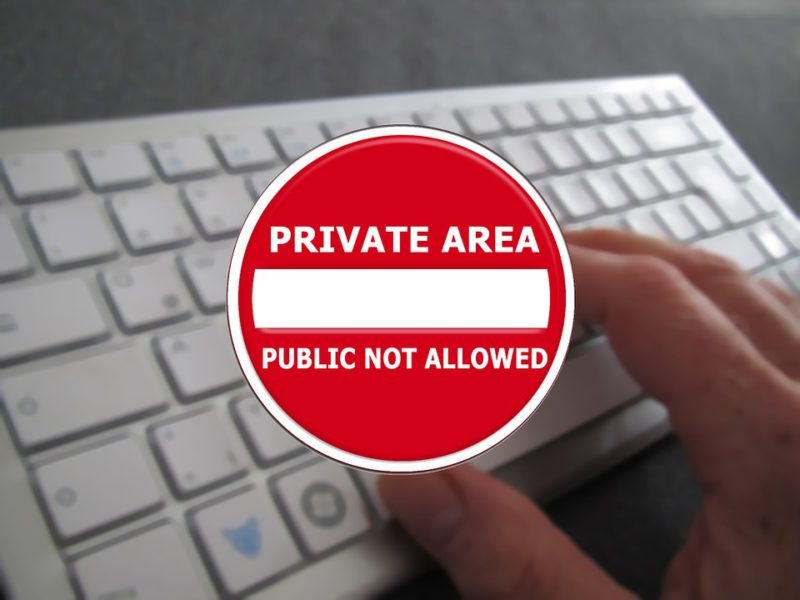 Protection of State Information