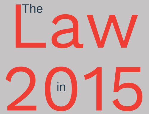 The Legal Year that was 2015