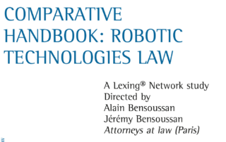 Robot law book