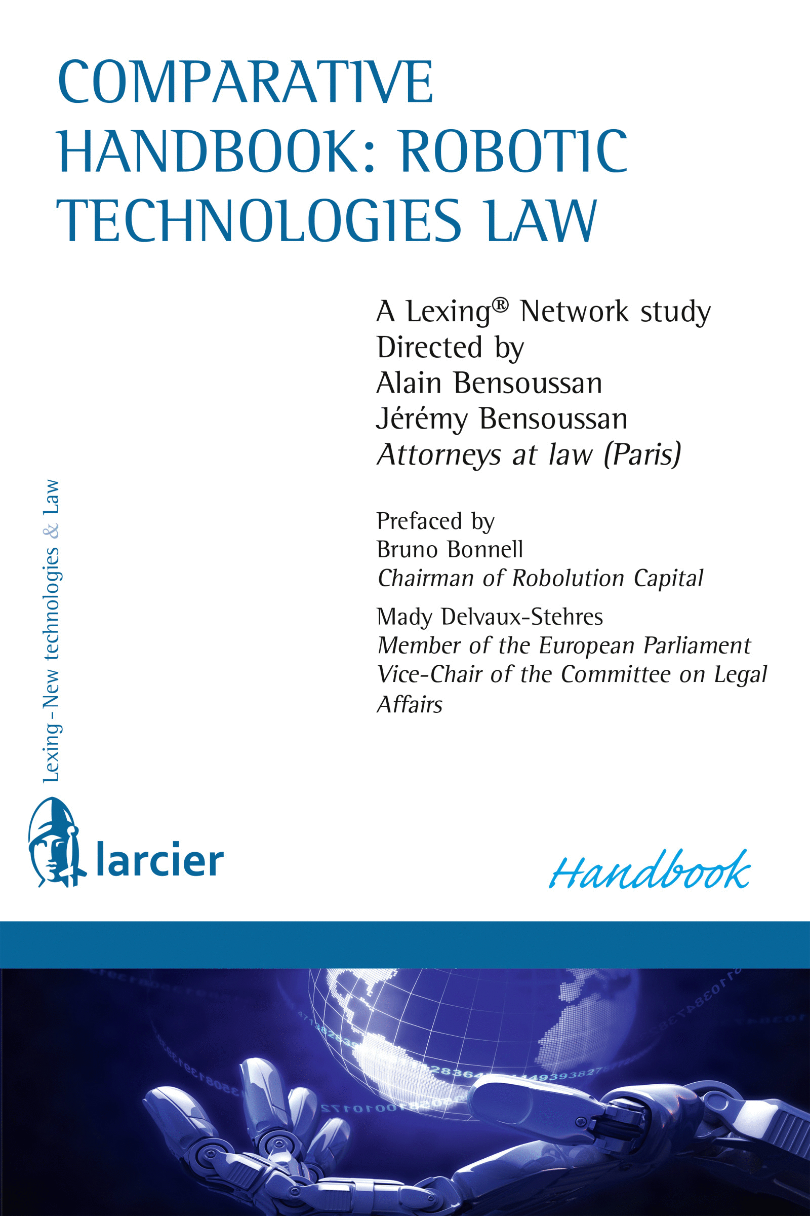 Robot Law Book - a Comparative Handbook - Michalsons