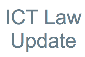 ICT Law Update