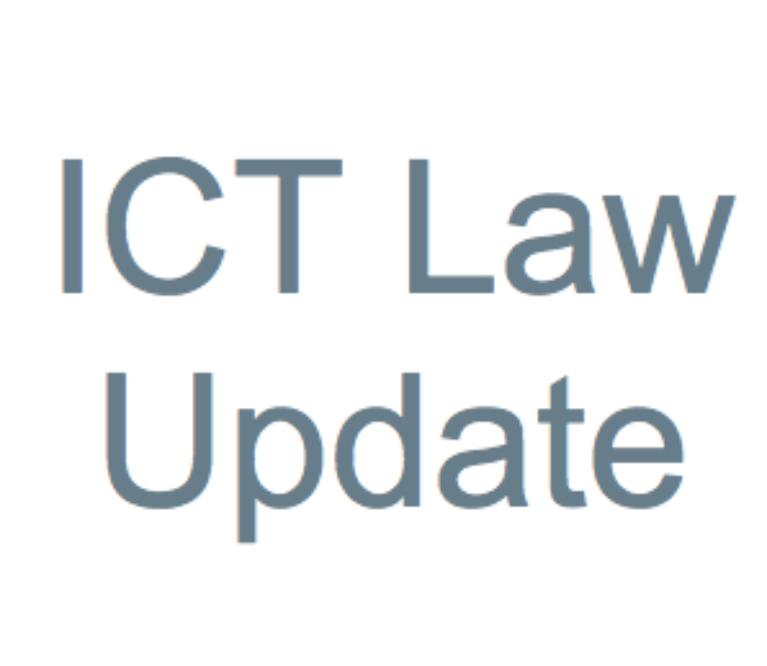 ICT Law Update