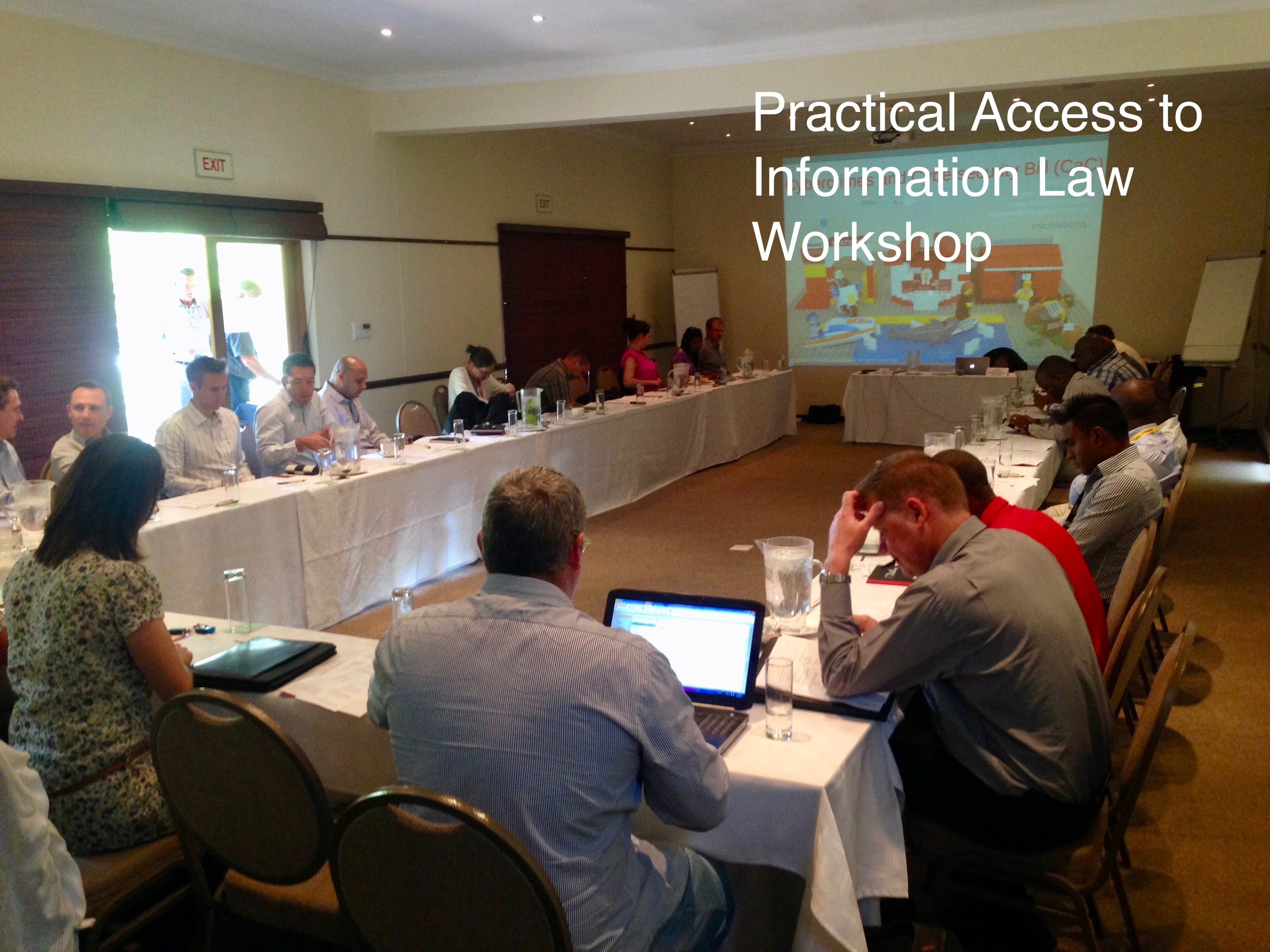 access to information law