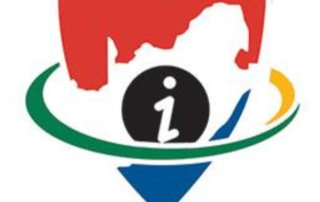 The logo of the Information Regulator in South Africa
