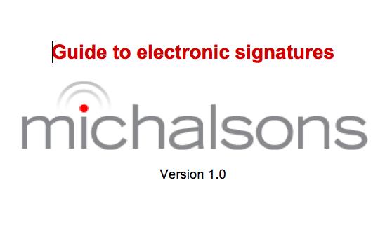 electronic signature pdf, electronic signature guide