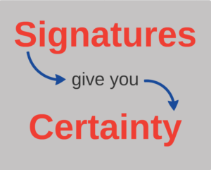 Electronic Signature Law