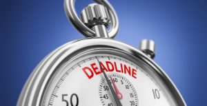 timeline or deadline, popi commencement date or effective date