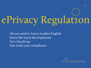 ePrivacy Regulation on Privacy and Electronic Communications (PECR)