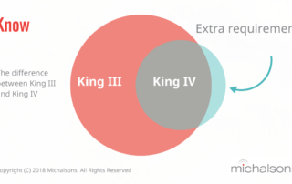 Difference between King Code III and IV (also known as King 3 and King 4)