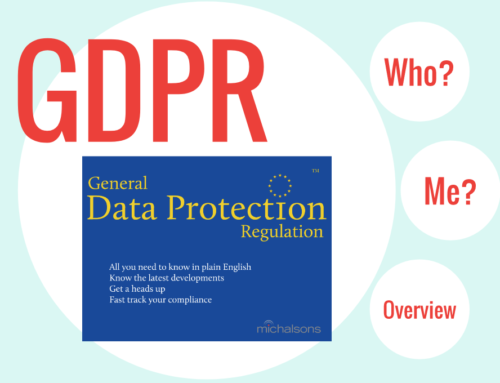 Must I comply with the GDPR?