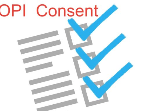 Consent, POPI and other legal requirements