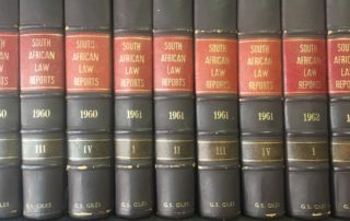 legal practice laws, New Laws in South Africa in 2011