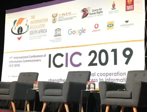 International Conference of Information Commissioners ICIC 2019