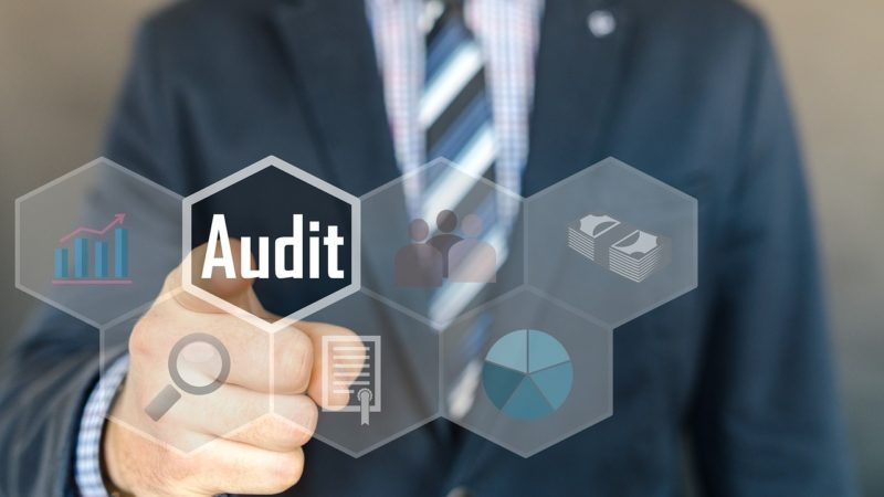 Audits, like a GDPR audit or data protection audit.