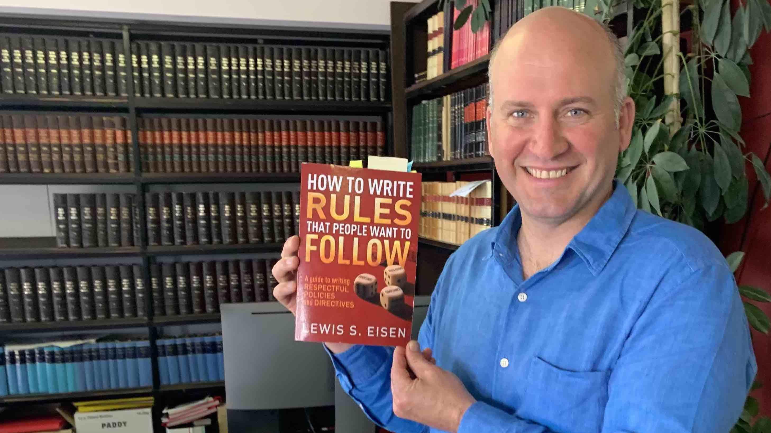 Respectful policies and directives book John